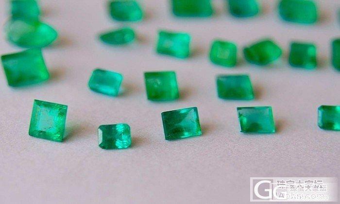阿富汗祖母绿_宝石