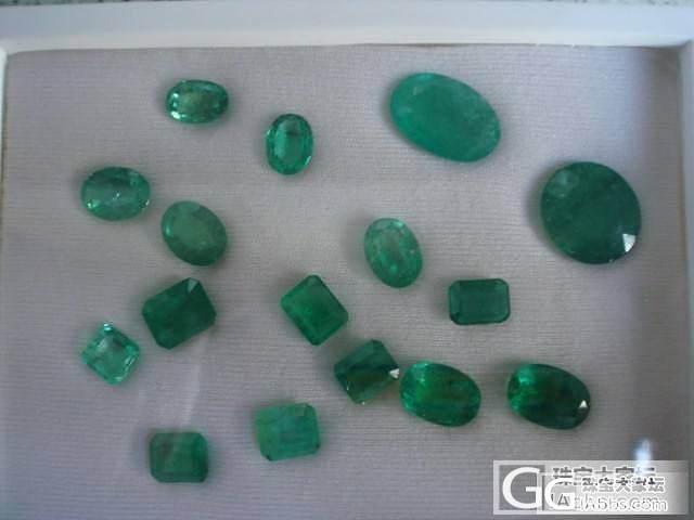 看看祖母绿每颗都不一样,看看那颗最喜..._刻面宝石祖母绿