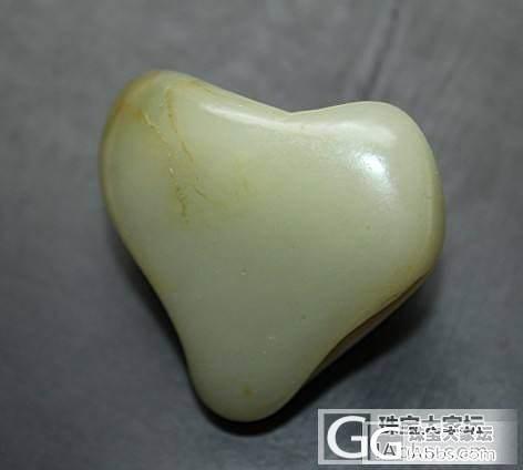 63.2克和田玉籽料_传统玉石