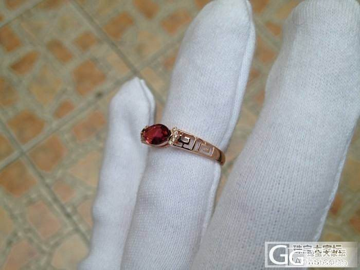 一款非常漂亮,精致回纹镶钻的 低价位..._镶嵌珠宝