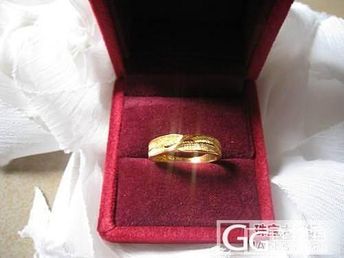出2个澳门买的戒指 有通行证过关证_金