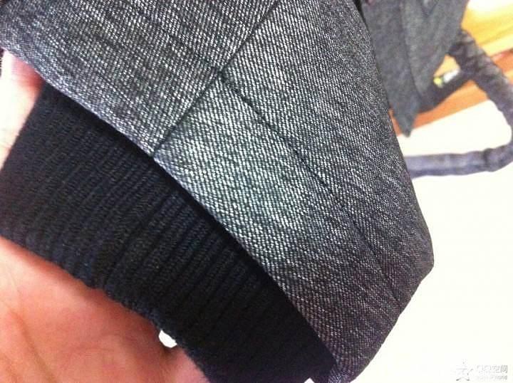 冬天到了。今年卖海澜之家的衣服。全剪..._品质生活