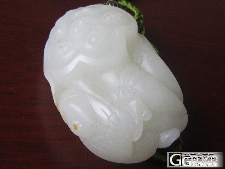 新入和田籽料雕件_和田玉