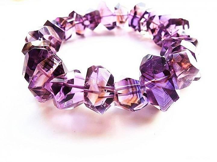 你們覺得這個紫水晶怎麼樣_宝石
