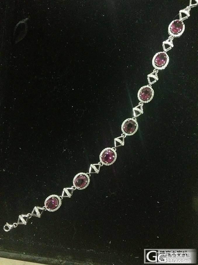 超美 超范~~不可形容的超美华丽手链..._镶嵌珠宝