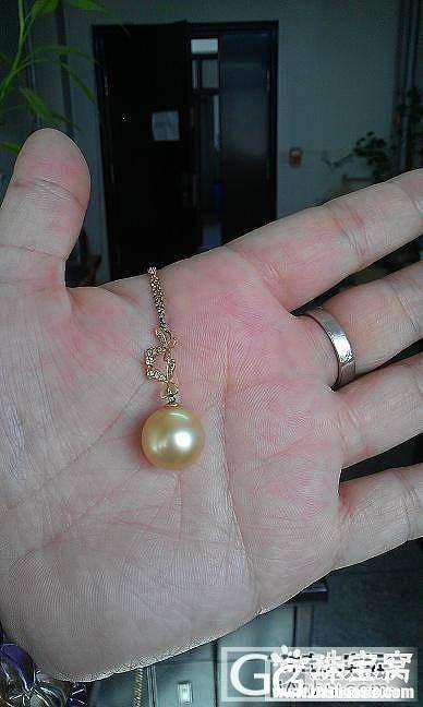13多的南洋珍珠,亏转了_有机宝石