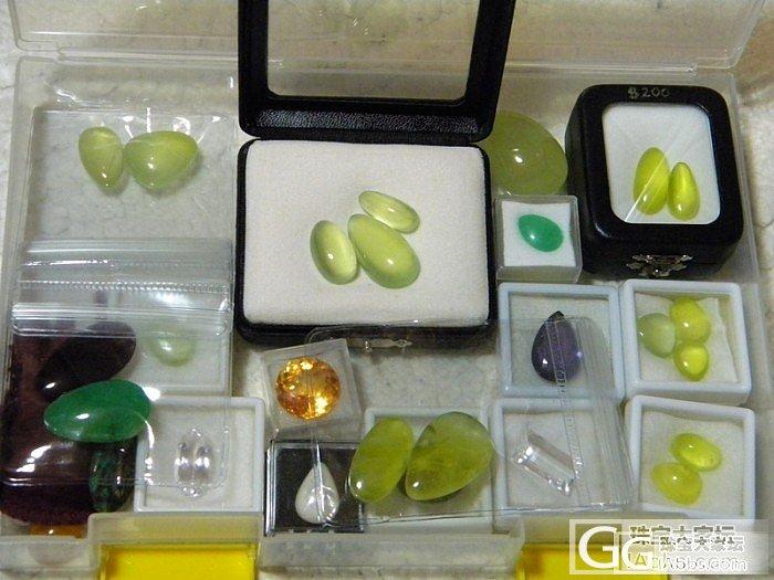 一些葡萄石_葡萄石刻面宝石