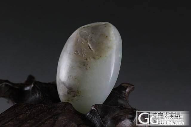 2600元白玉籽料观音挂件_传统玉石