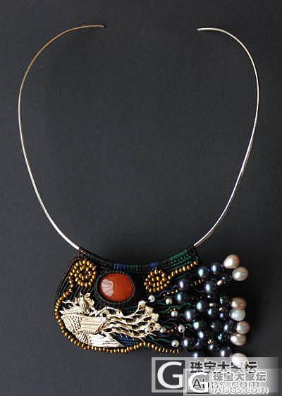 和合原创中国古董首饰10月设计总图_宝石
