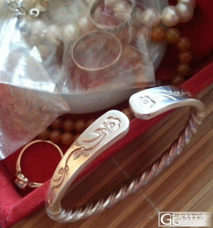 新增工频老师家的黄翡项链,木易杨家的..._银