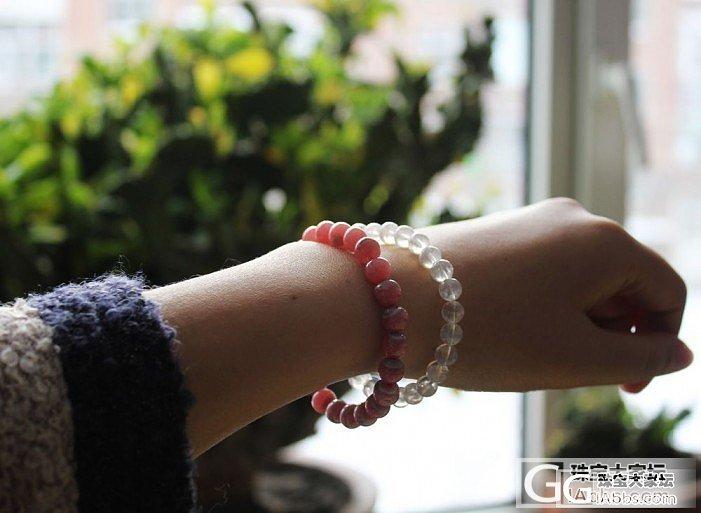 可爱的红纹_红纹石