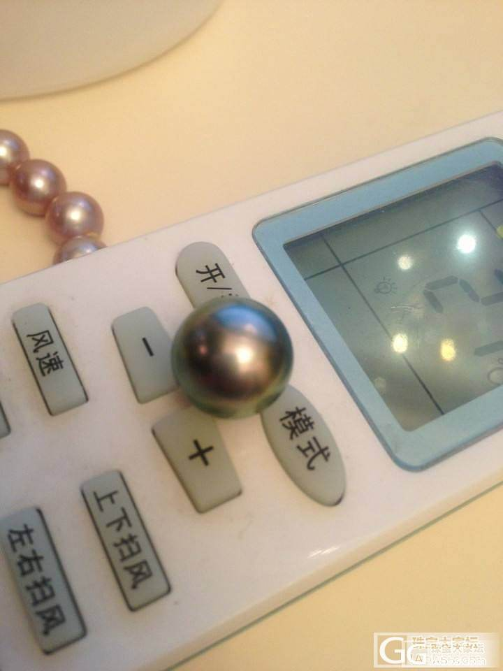 原来我也有2样珠珠。嘿嘿。_有机宝石