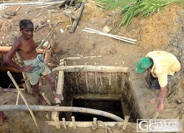 2013年斯里兰卡年度珠宝展和宝石城矿区报告_名贵宝石
