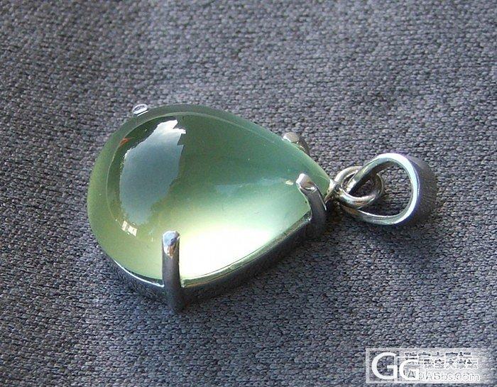 这颗葡萄石怎么样啊_葡萄石刻面宝石