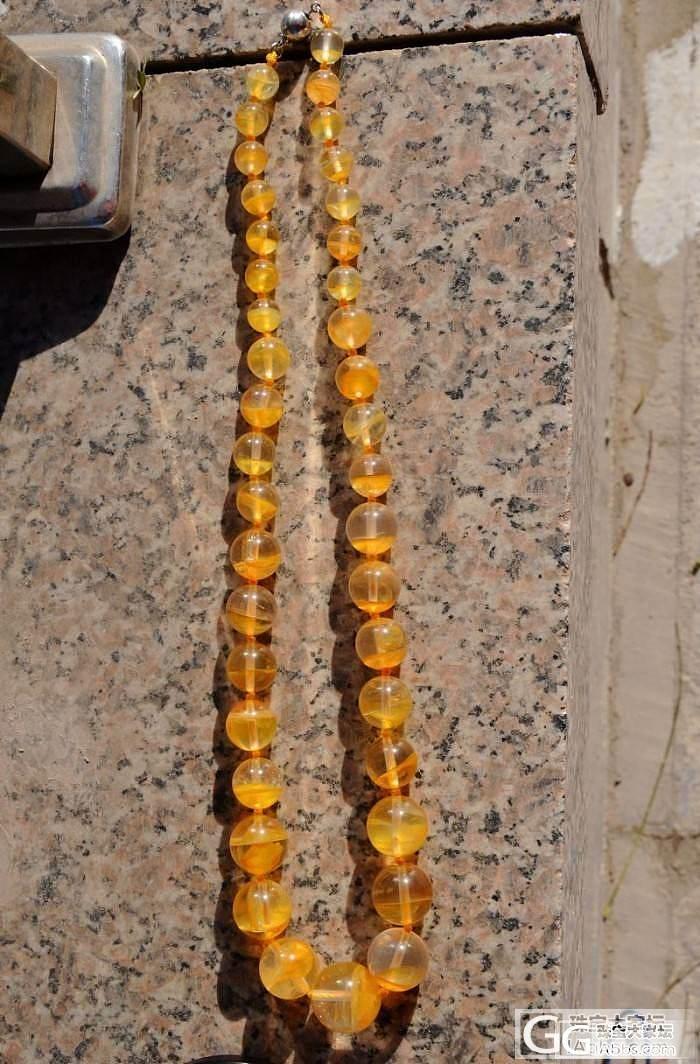 发一串比较少见的水晶品种_宝石