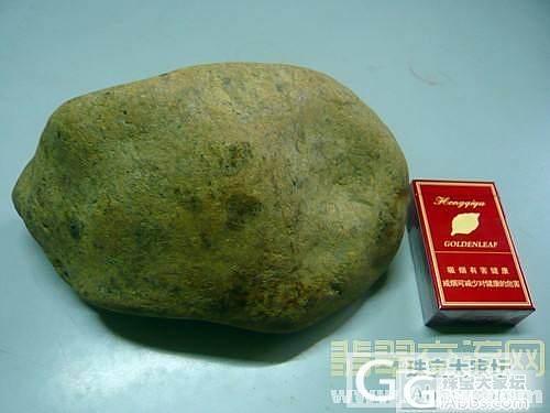 求学:蒙头的、擦口的原石如何估价?1..._翡翠半成品