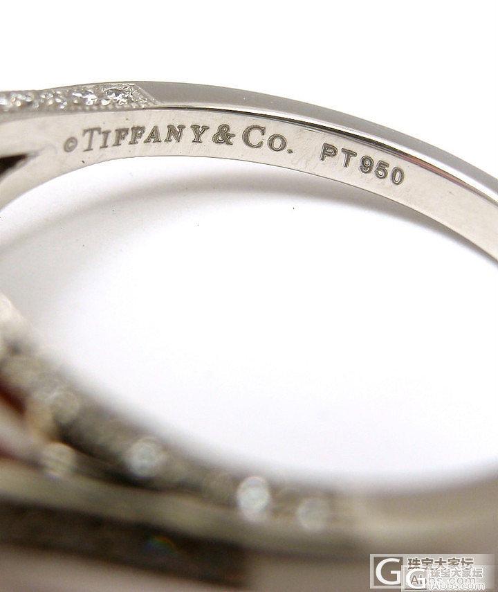 Tiffany_戒指尖晶石刻面宝石