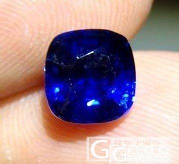 这颗蓝宝是不是太差了_蓝宝石