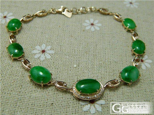 【蕴轩珠宝】——最近新作,手链,吊坠..._镶嵌珠宝
