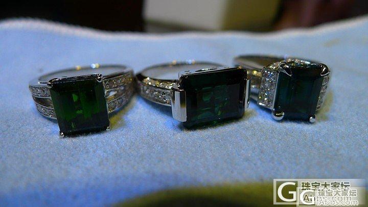 彩色宝石 碧玺,蓝绿,绿,蓝_碧玺刻面宝石