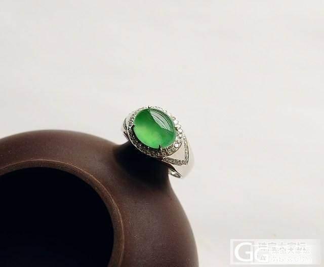 【大器翡翠】——3月29日新货 满绿..._翡翠