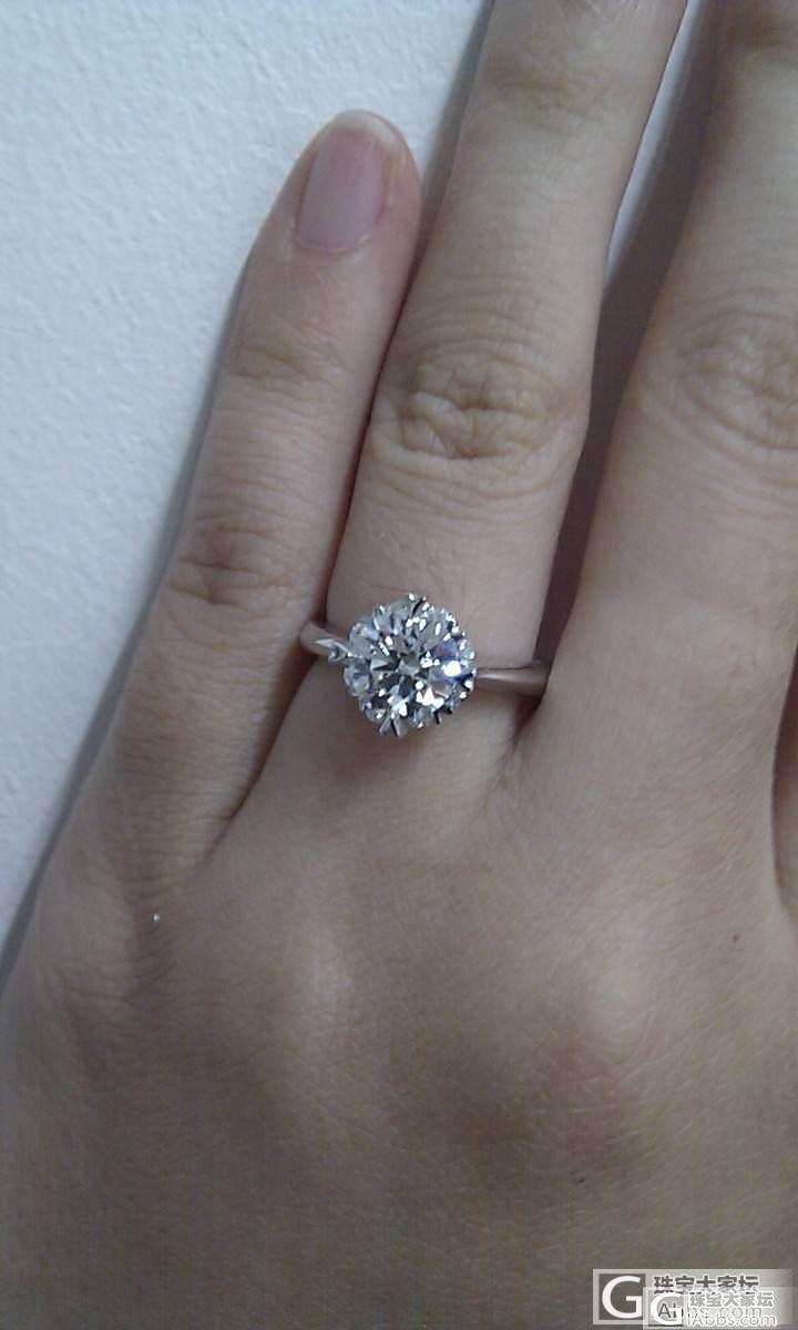 超高性价比钻钻,大家猜猜有多大呀?_钻石