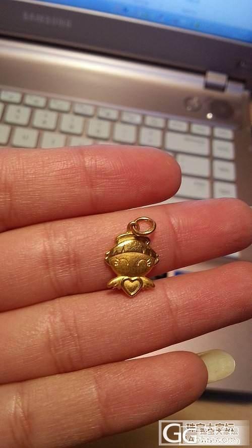 一件小金子和太阳镜_金