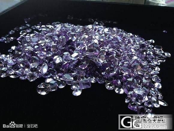 晒晒 我的水晶 和海蓝宝_海蓝宝