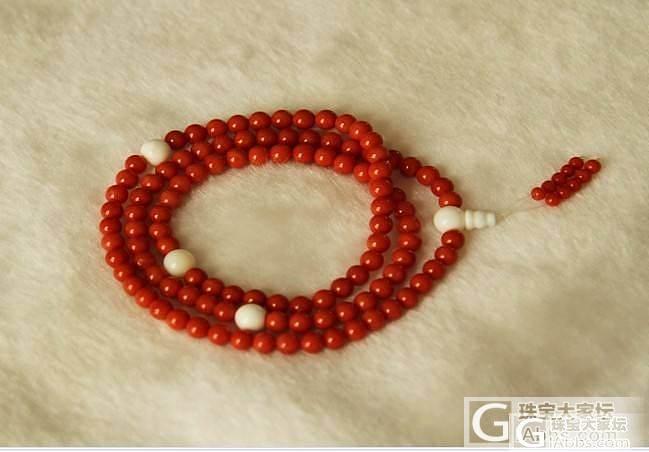 低价,急出,便宜出。砗磲与红珊瑚的结..._有机宝石