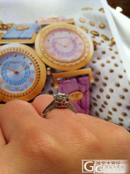 想改掉的结婚戒指,上海转了一圈还是回..._钻石