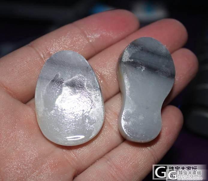 ------水墨青花-----_和田的小石头