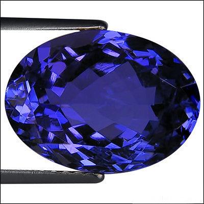 8600元出售一颗6.93CT坦桑石_宝石