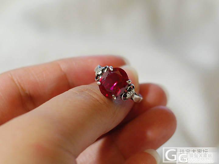人品大爆发,捡到戒指一枚,求大师鉴定..._宝石刻面宝石