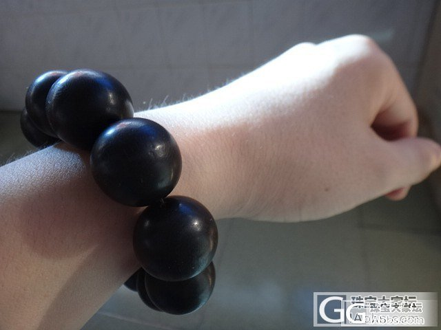 2CM小叶紫檀手串220元(已售)_文玩