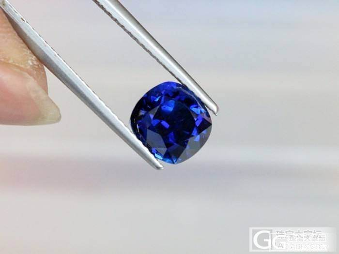 3.05克拉GRS证书无烧皇家蓝蓝宝..._宝石