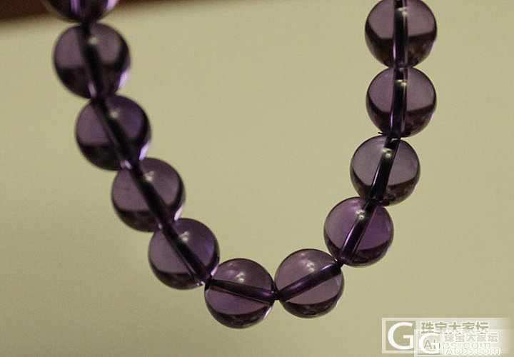 巴西紫水晶,全净体,9.1mm,请欣赏_水晶