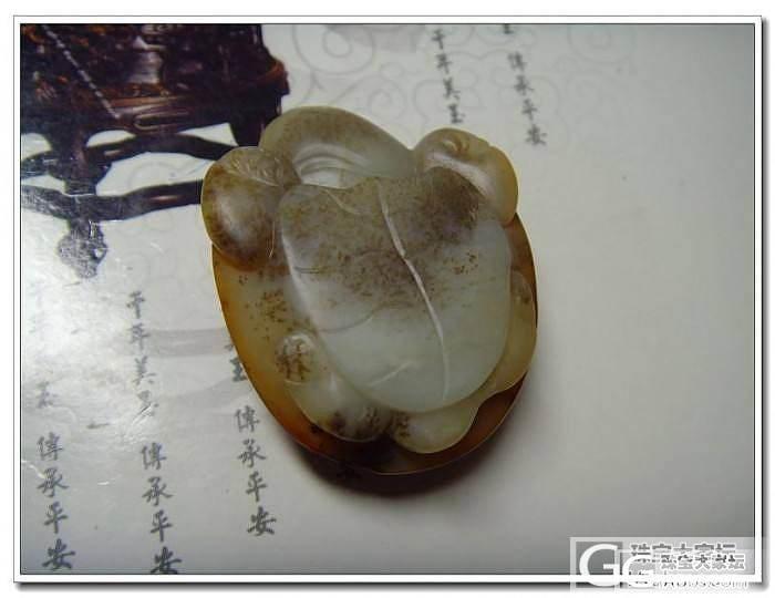 小乌龟_传统玉石