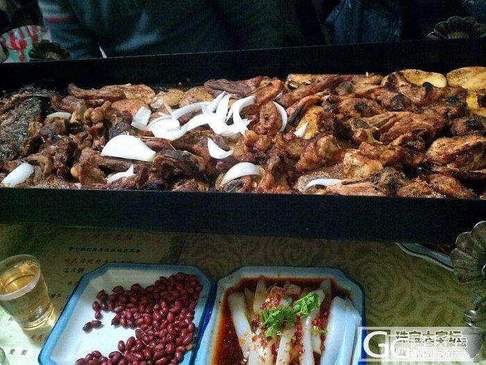 来看看我们乌鲁木齐的美食—烧烤之王【..._美食