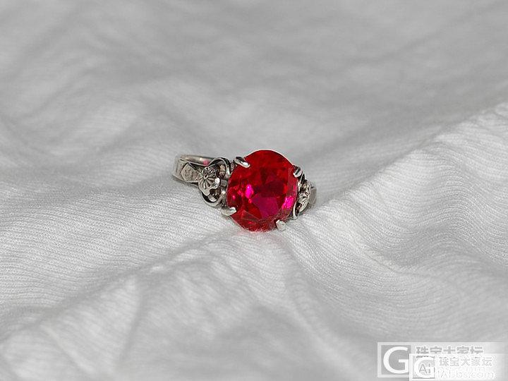 人品大爆发,捡到戒指一枚,求大师鉴定..._名贵宝石