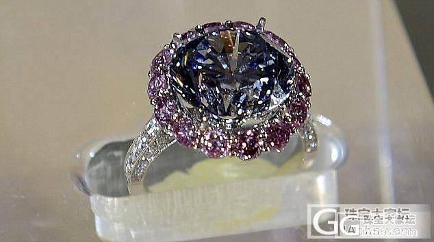118克拉迄今最大无瑕白钻将在香港拍卖_钻石