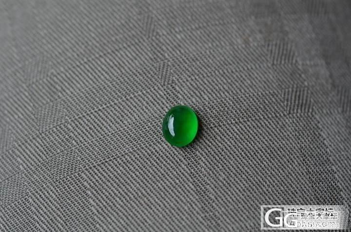 小朱2013年6月缅甸之行带回来的绿..._翡翠珠宝