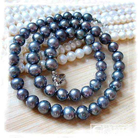 爱珍珠,看淡一切,谢谢顶级云姜和SN..._珠宝