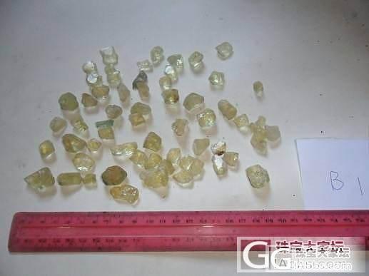 有见过的没?这可能会是什么石头?实物..._宝石刻面宝石