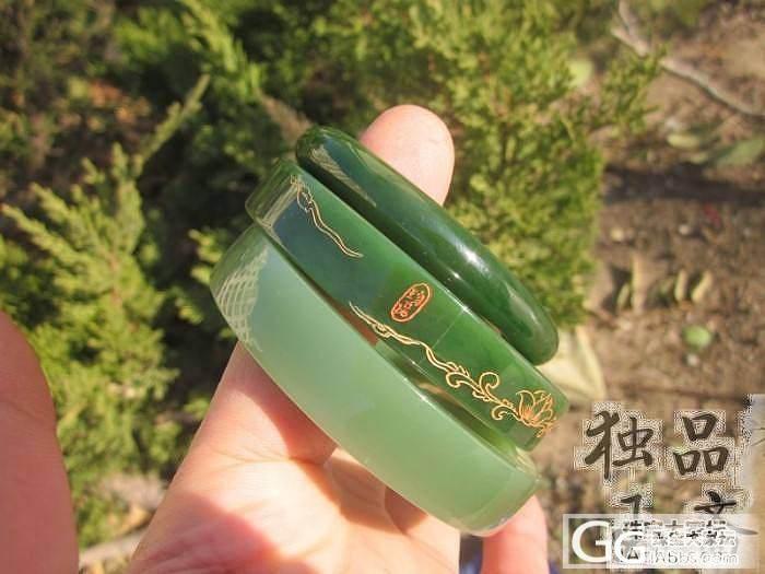 【碧玉方镯】7号矿老料,光泽度,脂粉都很好,鸭蛋青色,雕刻兰花_传统玉石