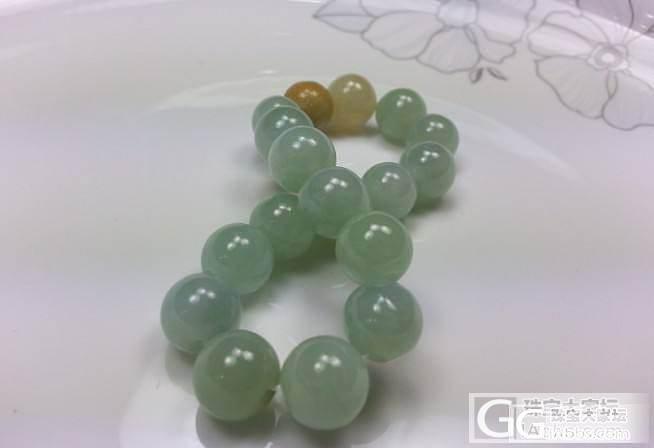 【玉玲珑】3.31上新啦~性价比超高的糖果手串~_翡翠