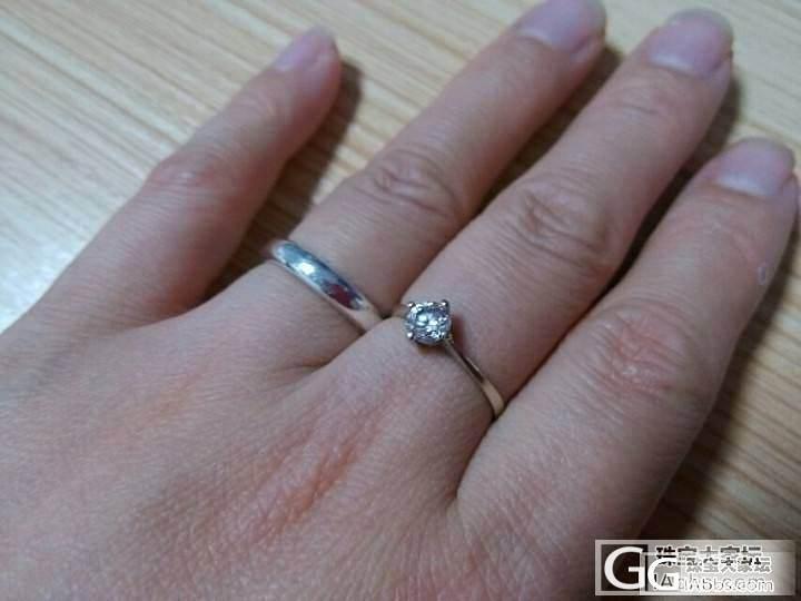 哈哈,我滴新宠,必须来秀!——小珍家蒜头及贵妃戒指_手镯戒指银