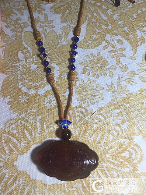 小籽橄榄核竹节串~~想搭配紫龙晶或蜜蜡,怎么搭配什么好呢?_紫龙晶橄榄核蜜蜡