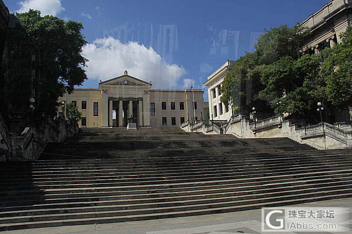 古巴哈瓦那市区街景-2_古巴摄影旅游贴图