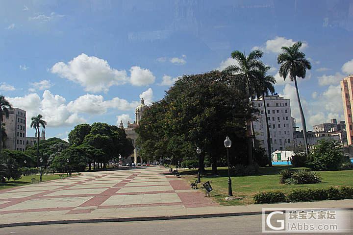 古巴哈瓦那市区街景-4_古巴摄影旅游贴图