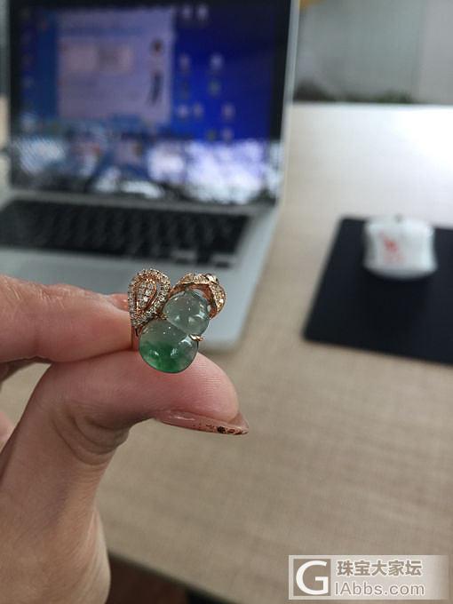 珠宝坑,深似海_珊瑚托帕石翡翠钻石戒指碧玺